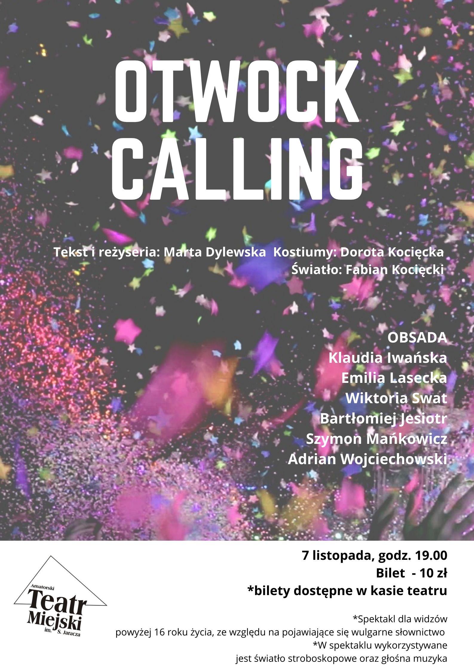 Otwock Calling